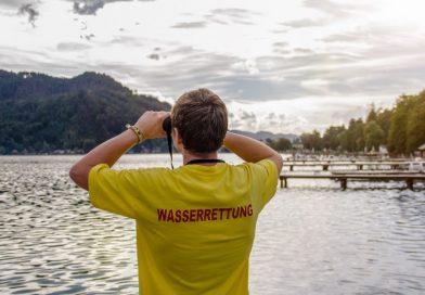 Personensuche am Ossiacher See