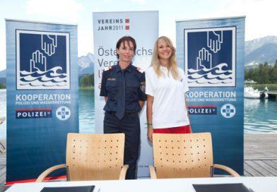 Schulung für Bootsführer der Polizei