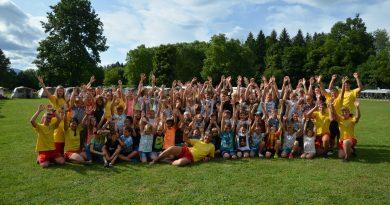 Jugendcamp der ÖWR Kärnten