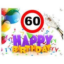 60. Geburtstag unseres Präsidenten Reinhart Rohr