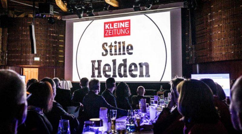 """Kleine Zeitung holte """"Stille Helden"""" vor den Vorhang"""
