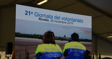 Tag der Freiwilligen in Italien