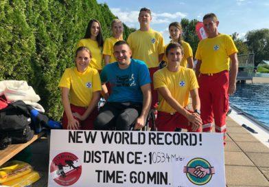 Weltrekord im Stadionbad Wolfsberg