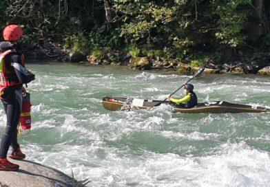 Deutsche Meisterschaft im Wildwasser-Rennsport