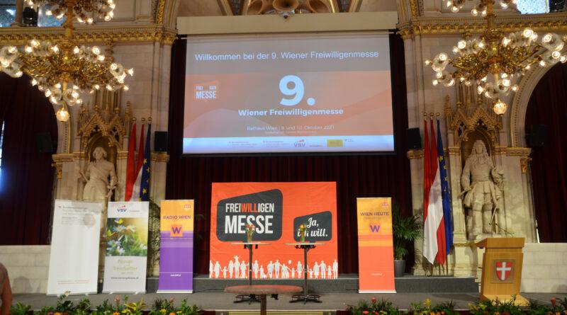 9. Wiener Freiwilligenmesse